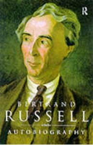 Picture of Autobiography of Bertrand Russell