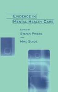 Picture of Evidence in mental health care