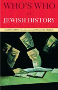 Picture of Who's Who in Jewish History