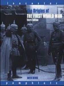 Picture of Origins Of The First World War