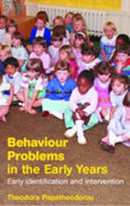 Picture of Behaviour Problems in the Early Years