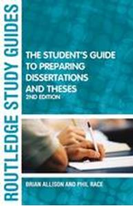 Picture of Student's Guide to Preparing Dissertations and Theses 2ed