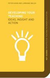 Picture of Developing your teaching:ideas insight & action