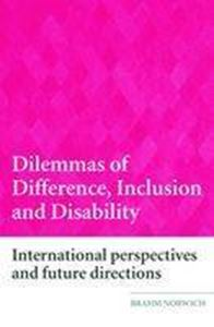 Picture of Dilemmas of difference, inclusion & disability