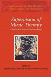 Picture of Supervision of Music Therapy