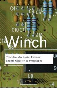 Picture of Idea of a Social Science and Its Relation to Philosophy