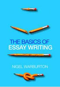 Picture of Basics of Essay Writing