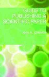 Picture of Guide to Publishing a Scientific Paper