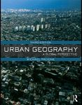 Picture of Urban Geography: A global perspective 3ed