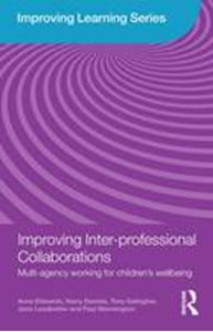 Picture of Improving Inter-Professional Collaborations