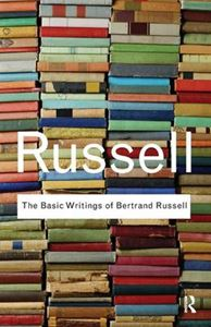 Picture of Basic Writings of Bertrand Russell