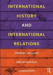 Picture of International History and International Relations