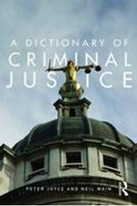 Picture of Dictionary of Criminal Justice