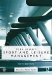 Picture of Torkildsen's Sport And Leisure Management 6ed