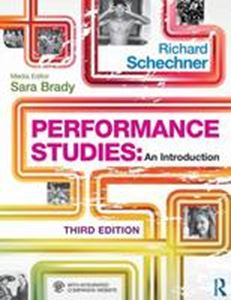 Picture of Performance Studies: An Introduction 3ed