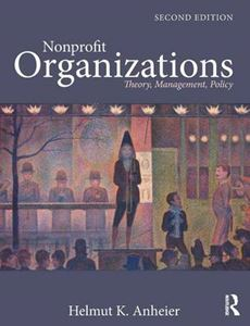 Picture of Nonprofit Organizations: Theory, Management, Policy 2ed