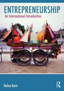 Picture of Entrepreneurship: An International Introduction