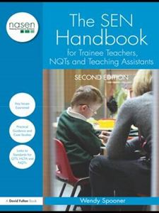 Picture of SEN Handbook for Trainee Teachers, NQTs and Teaching Assistants 2ed