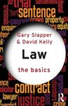 Picture of Law The Basics