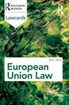 Picture of European Union Lawcards