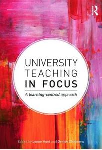 Picture of University Teaching in Focus: A Learning-Centered Approach