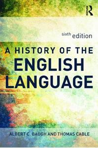 Picture of History Of The English Language 6ed