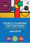 Picture of Visible Learning for Teachers: Maximizing Impact on Learning