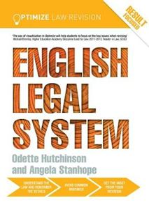Picture of Optimize English Legal System