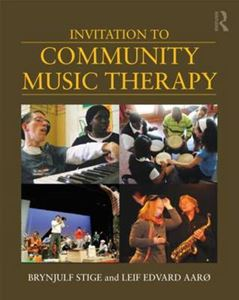 Picture of Invitation to Community Music Therapy