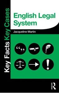 Picture of English Legal System: Key Facts and Key Cases