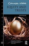 Picture of Course Notes: Equity and Trusts