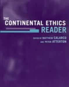 Picture of Continental Ethics Reader