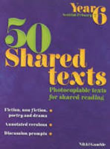 Picture of 50 Shared Texts Year 6