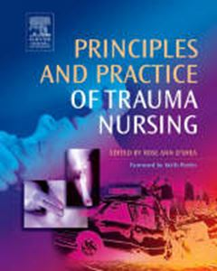 Picture of Principles and Practice of Trauma Nursing