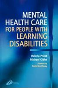 Picture of Mental Health Care for People with Learning Disabilities