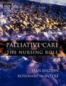 Picture of Palliative Care the Nursing Role