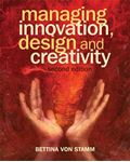 Picture of Managing Innovation, Design and Creativity