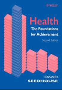 Picture of Health  The Foundations of Achievement 2ed