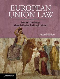 Picture of European Union Law:Cases and Materials
