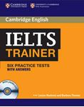 Picture of IELTS Trainer Six Practice Tests with Answers and Audio CDs (3)
