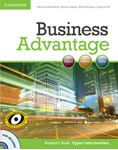 Picture of Business Advantage Upper-intermediate Student's Book with DV