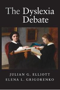 Picture of Dyslexia Debate