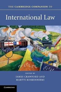 Picture of Cambridge Companion to International Law