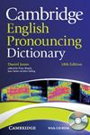 Picture of Cambridge English Pronouncing Dictionary with CD-ROM 18ed