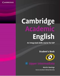 Picture of Cambridge Academic English B2 Upper Intermediate Student's Book: An Integrated Skills Course for EAP