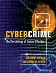 Picture of Cybercrime: The Psychology of Online Offenders
