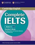 Picture of Complete Ielts Bands 4-5 Teacher's