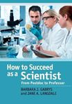 Picture of How to Succeed as a Scientist