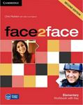 Picture of Face2face Elementary Workbook with Key