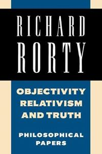 Picture of Objectivity, Relativism, and Truth: Philosophical Papers: v. 1